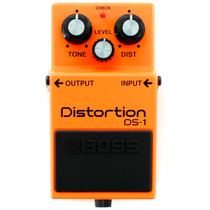 Boss Ds-1 Distortion - Pedal De Distorção + Garantia 1 Ano