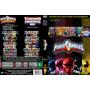 Coleção Power Rangers Com 6 Dvds Volume 2