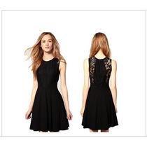 Lindo Vestido De Renda Verão 2014