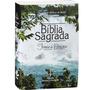Kit C/5 Bíblias Sagradas Rc Missionária - Fonte De Bênçãos