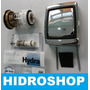 Reparo Completo + Acabamento Para Valvula Hydra Luxo/master