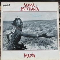 Lp Maria Bethania Maria Com Encarte