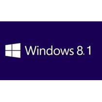 Windows 8.1 Home 32/64 Bits Cartão Fpp Chave