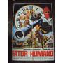 Cartaz Original Fator Humano Poster Filme Cinema Fotografia