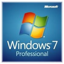 Windows 7 Professional - Licença Vitálicia- Licença Original