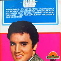 Lp Elvis Presley Elvis Disco De Ouro Vinil Raro