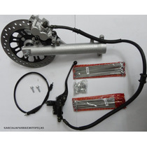 Kit Freio Á Disco Honda Titan 150 Mix / Fan 150 - Completo