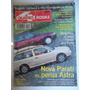 Quatro Rodas Nº 426 Jan/96 Nova Parati Vs . Perua Astra