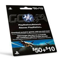 Playstation Network Card Cartão Psn $60 - Preço Imbativel !!