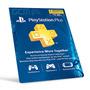 Cartão Psn - Playstation Network Plus 3 Meses - Imbatível!!