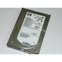 Hd Scsi 72gb 3,5 15k Servidor Hp Dell Ibm 80 Pinos