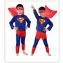 Fantasia Super Homem Infantil Superman Pronta Entrega!