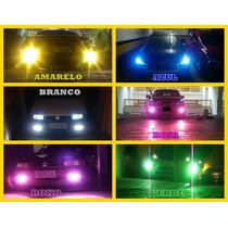 Kit Xenon Azul, Rosa, Verde, Roxo, Amarelo, 3000k A 30000k.