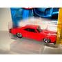 Hw De 2008 - 69 Dodge Coronel Super Bee, Nº 5 - Vermelho
