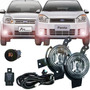 Kit Farol Milha Fiesta 07 08 09 10 Milha Ford Ka 08 09 10 11