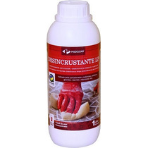 Desincrustante Lp 1 Litro - Limpador Removedor Pisoclean