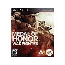 Medal Of Honor Ps3 Psn Em Midia Digital Envio Por Email!!!