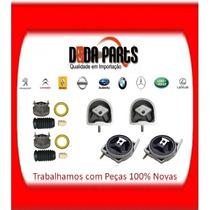Kit Calços Coxins Motor + Kit Amortecedor Classe A 160/190
