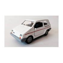 Miniatura Gurgel Br 800 1989 Branco 11 Cm 720029
