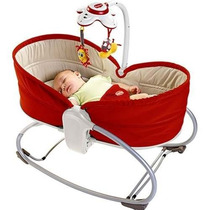 Cadeira Descanso Balanço Rocker Napper Mobile Bebe Tiny Love