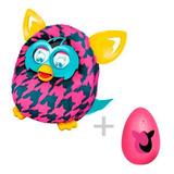 Furby Boom A6808 Português + Ovo Surpresa Original Lacrado