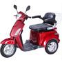 Cadeira Elétrica Motorizada Rodas Triciclo De 600w Ate 800w