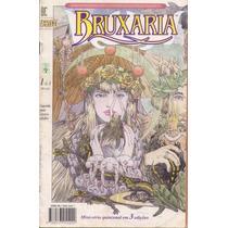 Hq Bruxaria Minissérie Completa Em 3 Edições Ed. Abril 1997
