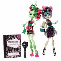 Monster High Zombie Venus E Rochelle Bjr17 - Mattel