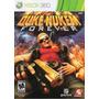 Duke Nukem Forever Xbox 360 Usado Original Midia Fisica