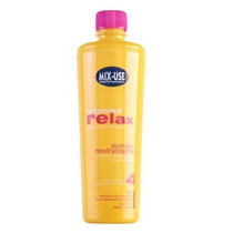 Mix-use Intense Relax Shampoo Neutralizante Fase 4 - 500ml