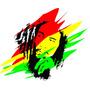 Bob Marley Adesivo Bob Marley - Mod 07 - 5 Cm