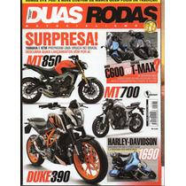 Revista Duas Rodas - 464 - Maio 2014 - Frete Grátis