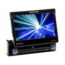 Dvd Automotivo Positron Sp6110av Tela 7 Touch Screen Zerado