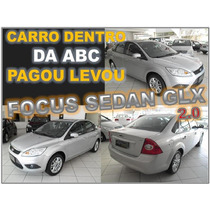Focus Sedan Glx 2.0 Automatico Ano 2013 - Seminovo Impecável