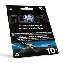 Playstation Network Card Cartão Psn $10 - Preço Imbativel !!