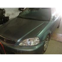 Honda Civic 99 Lx Sucata