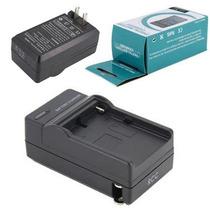 Carregador De Bateria Vbg6 Panasonic Ag- Ac120 Ac130 Hmc155