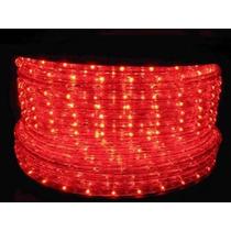 Mangueira Luminosa Led Decoração 1 Metro Vermelho 220v 1099