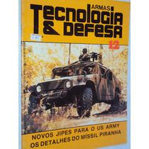 Revista Armas Tecnologia & Defesa 12 / Ano 2/1984 (sebo Amig