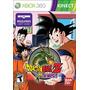Dragon Ball Z For Kinect - Xbox 360 - Ntsc - Lacrado