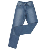 Calça Jeans Masculina Azul Claro Chicago Regular Fit - Lee 2