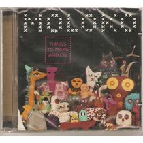 Frete Grátis Cd Moloko - Things To Make And Do