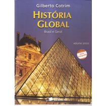 Livro Historia Global Brasil E Geral 9ª Edição 2008