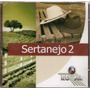 Cd Sertanejo 2 - Globo Rural - Novo***