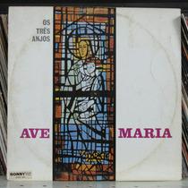 Lp Nilo Sergio Os Tres Anjos Ave Maria