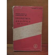 Livro Geometria Analítica No Plano Herbert Pinto