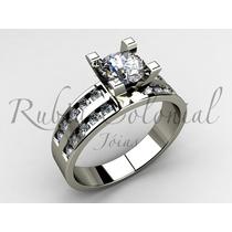 Diamante Central 1 Quilate. Diamante De Qualidade.