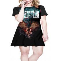 Vestido Soltinho - Led Zeppelin Anjo Na Escada [29]