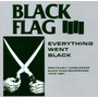 Cd Black Flag Everything Went Black =import= Novo Lacrado