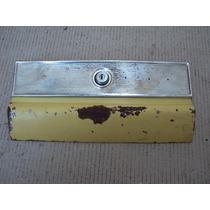 Simca Chambord Tampa Porta Luvas Original Usada